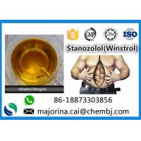 Cheap Stanozolol/Winstrol Oral Liquid Oil Weight Loss Oral Anabolic Steroids for Bodybuilding  CAS 10418-03-8 wholesale