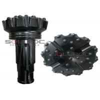 Convex Face Shape DTH Drill Bits SD8 For Water Well Drilling 8