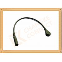 Soft ECG Patient Cable , ECG Lead Wires Banana Plug 4.0 Female Great Ratio