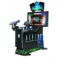 Cheap Coin operated electronic Arcade Aliens Extermination shooting game machines indoor 42LCD simulator gun shootin wholesale