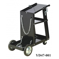 Buy cheap Welding Cart 100 LBS 3 Shelves Automobile Workshop Tools Equipment from wholesalers
