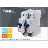 Cheap Breaking capacity reach to 10000 C25 1p waterproof miniature circuit breaker (mcb) wholesale
