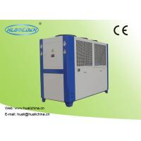 Cheap 9.2~142.2 KW Industrial Air Cooled Water Chiller Galvanized Sheet Shell wholesale
