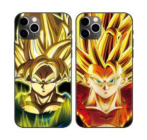 Cheap Goku 3D Lenticular Flip Plastic Phone Case For Souvenir wholesale