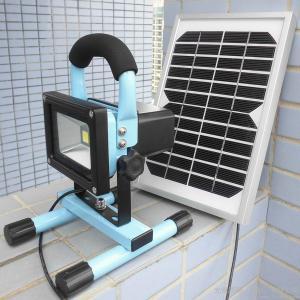 Cheap 10w Portable & Rechargeable Floodlight wholesale