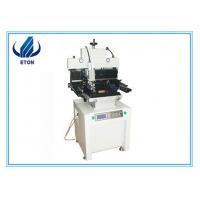 Cheap Long PCB SMT Semi Automatic Stencil Printer 1200*250mm Printing Area wholesale