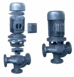 Cheap LW Vertical sewage effluent pump not clogging wastewater pump wholesale