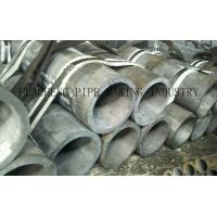 Cheap GB T8162 JIS ASTM DIN Hot Rolled Steel Tube With Bevel / Plain End API 5L X42 X52 wholesale