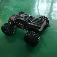 Buy cheap 80A ESC Chassis Metal Electric Off Road RC Trucks / Fully Sealed Brushless RC Auto from wholesalers
