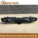 Cheap Standard Size Steel Rear Bumper For Hilux Revo 2015-2018 Black Color wholesale