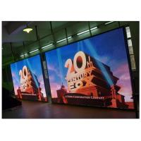 Cheap 1R1G1B LED Display Project  CE for Video / Advertising Electronics IP65 wholesale