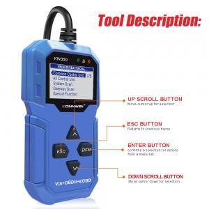 China Digital Auto Diagnostic Scan Tool XTOOL VAG401 / Konnwei KW350 Volkswagen Scanner on sale