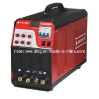 Cheap Inverter DC Pulse TIG/MMA Welding Machine-Dual Voltage (TIG300PII) wholesale