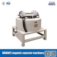 Cheap Multi Magnetic Pole Dried Powder Electromagnetic Separator With 30000 Gauss Dry Magnetic Separator wholesale