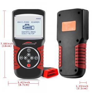 China KW820 Konnwei Car Diagnostic Scanner Obd2 Diagnostic Scan Tool For Car Repair on sale
