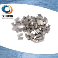 Quality Super Hard Tungsten Carbide Saw Tips Like A Diamond For Wood Processing Saw for sale