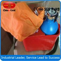 Cheap mining compressed oxygen self-rescuer breathing apparatus wholesale