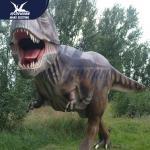 Cheap Amusement Park / Theme Park Animatronic Dinosaur Statue Decoration wholesale
