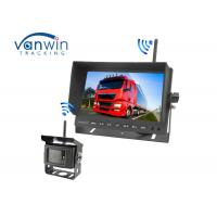 Cheap HD Screen TFT wireless Car Monitor Night Vision With Long Transmission Distance for Reversing wholesale