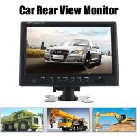Cheap Remote Control Car Rear View Monitor 2 Video Input Operating Temp -10℃ To 65℃ wholesale