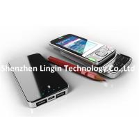 Buy cheap 5000mAh Dual USB Outputs iphone 4s /ipad Power Banks Battery Charger from wholesalers