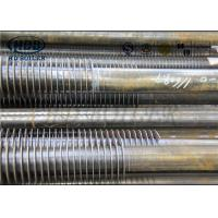 Buy cheap Boiler Spare Parts High Frequency Welding Spiral Fin Tube For Power Plants from wholesalers