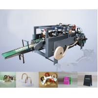 Buy cheap WFD-100-1 High Speed Twist-rope & Flat-belt Handle Making Machine from wholesalers