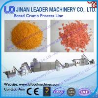 Cheap Bread crumb process line extruder  widely used as food coating wholesale