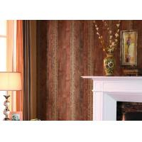 Buy cheap Waterproof European Style Wallpaper Home Decor For Living Room , Cobblestone / from wholesalers