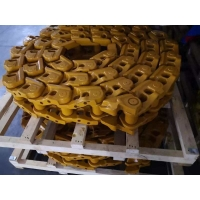 China Cat D8N train chain  lubricated on sale