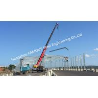 Cheap Hot galvanized Structural Steel Fabrications Highway Tunnel Fabricated Erector wholesale