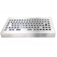 Buy cheap IP65 Industrial Stand-alone Metal Keyboard with Customizable Language Layout from wholesalers