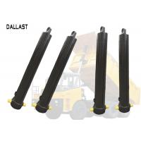 Cheap Hydraulic Oil Cylinder , Single Acting 4 Stage Telescopic Cylinder ISO9001 Certification wholesale