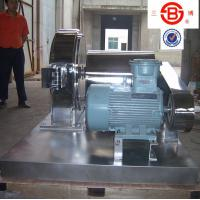 High precision small Grinding Pulverizer Machine for pharmaceutical / chemical