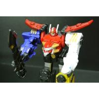 Cheap Super Champion Figure Transformer Robot Toy Plastic With Two Different Legs wholesale
