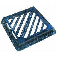 Cheap EN124 Third Party Quality Assurance C250 Gully Gratings Double Triangular wholesale