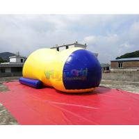 Buy cheap 10x3.6x3 Meter Inflatable Water Blob Jumping Pillow Inflatable Water Toys For from wholesalers