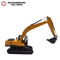 Cheap 1:20 Scale SY35U/ SY485H/ SY215 Metal Excavator Toy Vehicle Diecast Model for SANY wholesale