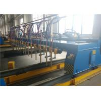 Cheap CNC Flame / Oxygen / Gas Cutting Machine For Metal Plate High Efficiency wholesale