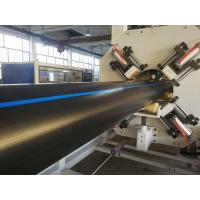 Cheap Water Supply And Gas Supply HDPE Pipe Extrusion Line For Big Diameter wholesale