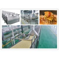 Cheap Corn Or Wheat Flour Non Fried Instant Noodle Production Line And Noodle Machines wholesale