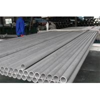 Seamless Duplex Stainless Steel Pipe ASME A789 A790 A450 A530 For Fluid Transportation