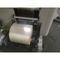 Cheap OPR 90 Plastic Film / Nylon Film Facial Paper Tissue Making Machine wholesale