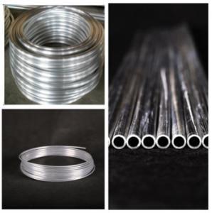 Cheap Heat Exchanger ASTM B338 8mm 6mm Galvanized Steel Pipe wholesale