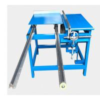 Cheap MJ243 plywood cutting machine sliding wood vertical table panel saw for sale wholesale