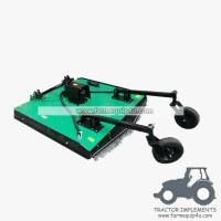 Cheap 7SM - 3 point Rotary Slasher Mower for tractor with CE 7Ft wholesale