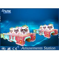 Cheap Lovely Panda Amusement Game Machines Ball Shooting Win Prize Multiple People wholesale