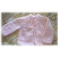 Cheap Cotton OEM / lovely Infant knit baby cardigan pattern for 7 - 12 months baby wholesale