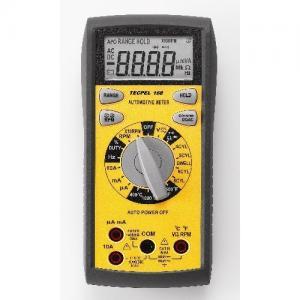 Cheap Dwell Angle Test Digital Automotive Multimeter 3 3/4 Temperature Rpm Dmm-168 wholesale