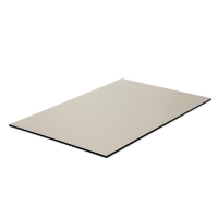 Cheap 5mm Fireproof 1250mm Width Aluminum Composite Panel Sheet DUPONP Polymer Film Mould Proof wholesale
